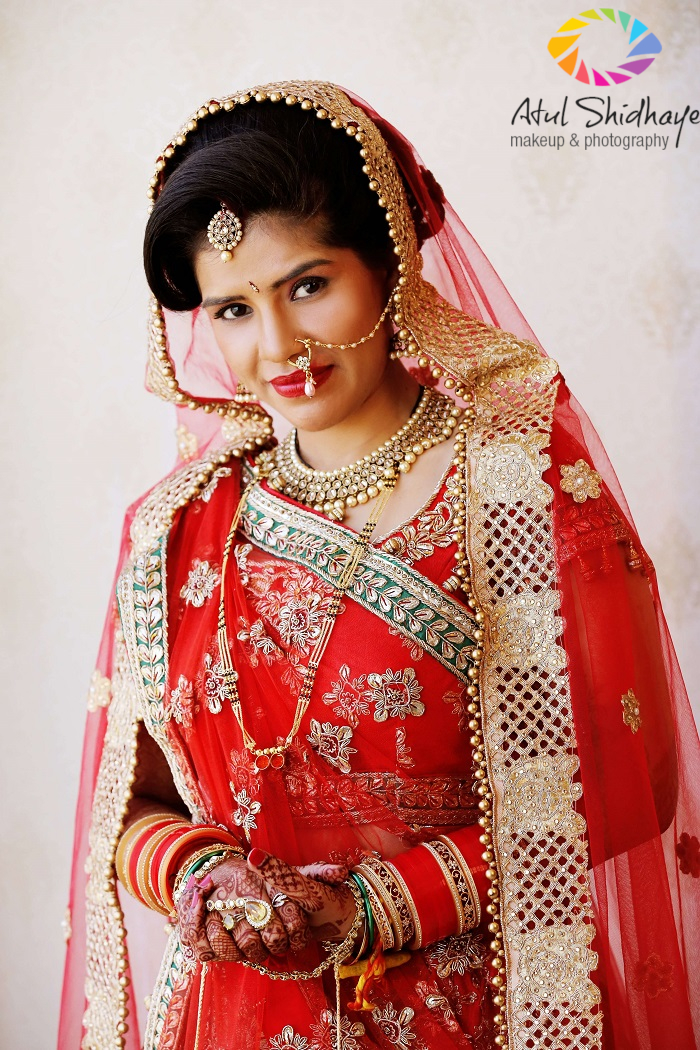 Bridal Makeup Artist in Pune, Bridal Makeup Pune, Best